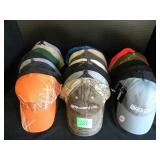 Hat Collection - Some with Tags