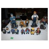 Lot of collectible sailors-see pictures