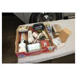 Box lot-see pictures-The Duke-John Wayne VCR set/
