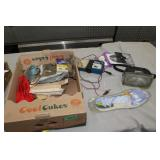 Box lot-see pictures-Memory foam insoles/