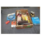 Box lot-see pictures-Speedometer repair kit/