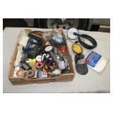 Box lot-see pictures-gauge/solder etc