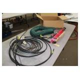 Brake lines/water hose/vaccum line etc-see