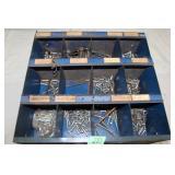 Steel bin-17x16 with bolts-