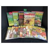 Farm Magazine Lot - See pics