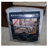 New Bed in a bag-Double size