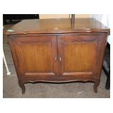 """Vintage Record cabinet 28x18x23"""""""