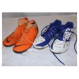 2 Pair of shoes-Size men
