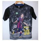 Youth large Messi tshirt
