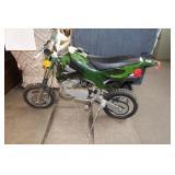Unused minibike 43CC/49CC