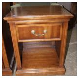 Side table with drawer-21 x 18 x 24 tall