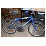 Supercycle ladies bike-24 inch-brake cable not