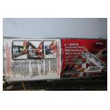 8 ft-6000 lb vertical E-track rail-3 sets