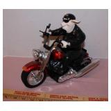 Harley Davidson motorcycle - tested with batteries