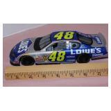 #48 metal and plastic racecar