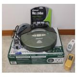 IROBOT with extra battery/filter with remote