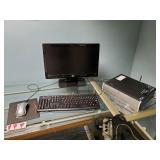 COMPUTER, LENOVO, IDEA CENTRE, MDL 90G4, NO HARD