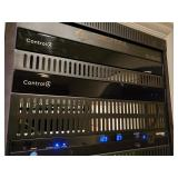 HOME CONTROL UNIT, CONTROL4, MDL C4-10XV2, POWER