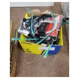 LOT OF VARIOUS HDMI CABLES, CAT-5 CABLES
