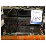 Various Audio Equipment