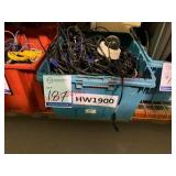 Various Boxes of Cables