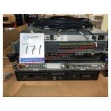 Cisco 2960 /Dell PowerEdge Servers/exaqVision Serv