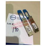 Long Range SM Transceivers - Cisco QSFP-100G-LR4-S