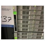 Oracle Database Appliance X5-2 w/ (2) Storage Shel