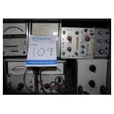 Various Meters, Samplers and Wave Generator