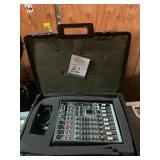 Mackie 8 Channel Mixer