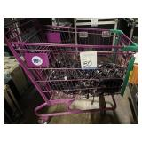 Shopping Cart w/ Audio Cable