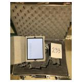 Ipad with Road Case