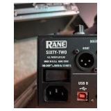 Rane 62 Mixer