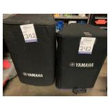 Yamaha Powered Speakers For Parts