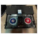 Numark NS7 Mixerboard