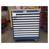 Heavy Duty Modular Drawer Cabinet W/Wheels