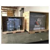 Kolzer High-Vacuum Coating Unit Aero-Metal