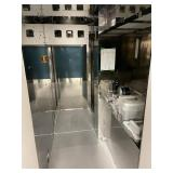 3T 300mm Magnetic Vacuum Annealing Oven