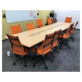 Boardroom Furniture Set