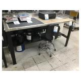 Work Table & Chair