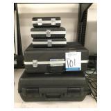 Plastic Protective Storage Cases