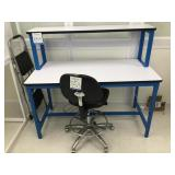 Work Bench W/Chair
