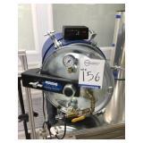Temperature Controlled Pressure Chamber