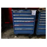 6 Drawer Tools Chest With Wheels
