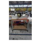 Custom Made 80/20 Extrusion Frame Work Table