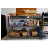 Bulk Storage Racks- Wire Decking