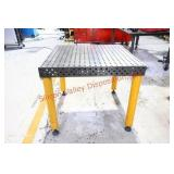 Precision Fixing/Leveling Table