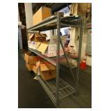 Bulk Storage Rack - Wire Decking