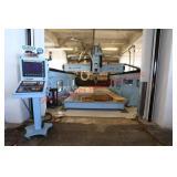 Large Format Overhead Gantry CNC Machine