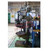 Pedestal Type Drill Press